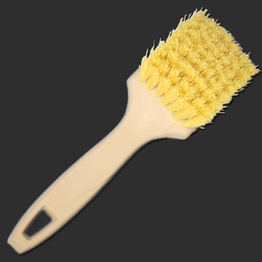 BET-290185 PLASTIC FILLED WHITE WALL BRUSH