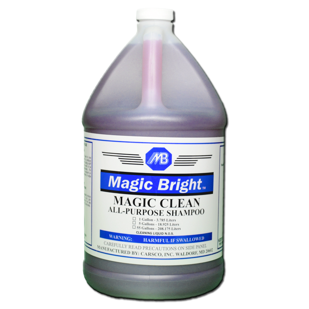 "MB-1101 ""MAGIC CLEAN"" All-Purpose Shampoo"