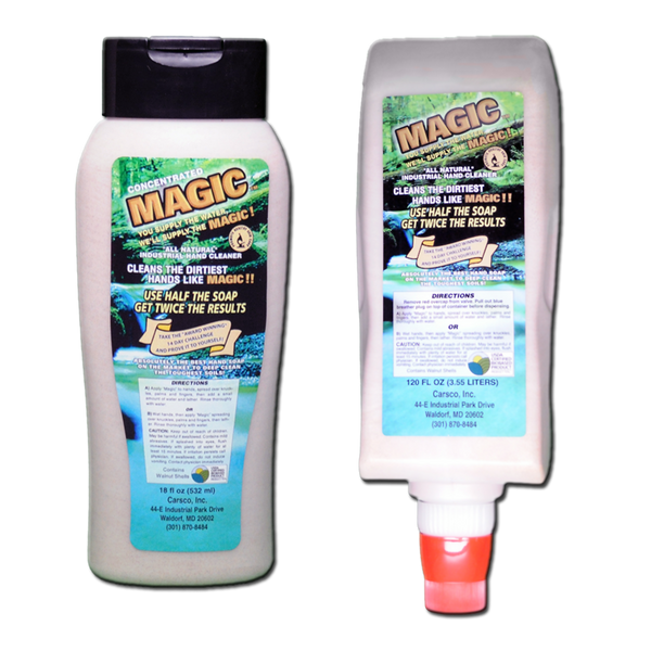 CAR-HC-1 MAGIC HAND CLEANER