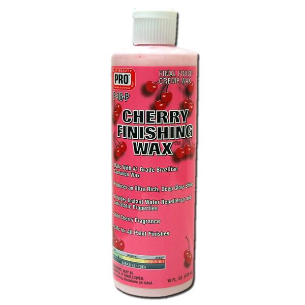 P-36-P PRO® CHERRY FINISHING WAX™