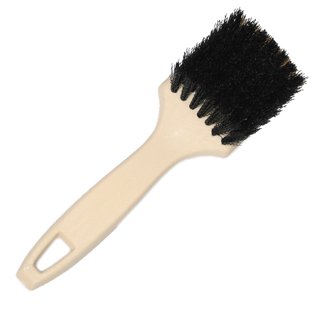 BET-290485 NYLON BRISTLE WHITE WALL BRUSH