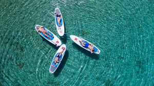 Buyers guide to USED INFLATABLE PADDLEBOARDS - 5 things you MUST check