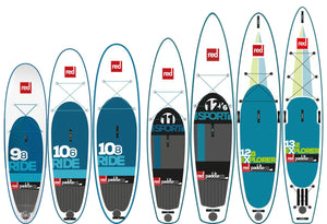 PADDLEBOARD RENT TO OWN Program with FREE SHIPPING* in Canada