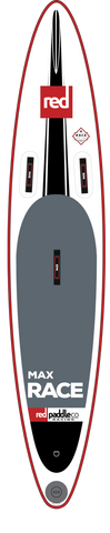 "Red Paddle Co Canada 10'6"" MAX RACE Inflatable SUP 2017"