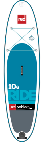 "Red Paddle Co Canada Ride 10'6"" Inflatable SUP 2017"