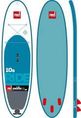 "Red Paddle Co Canada Ride 10'8"" Inflatable SUP 2017"