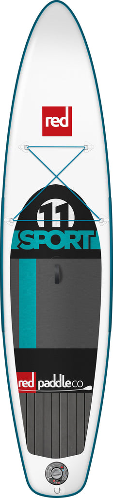 "Red Paddle Co 11'0"" Sport Inflatable SUP"
