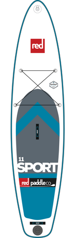 "Red Paddle Co Canada 11'0"" Sport Inflatable SUP 2017"