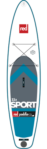 "Red Paddle Co Canada 11'3"" Sport Inflatable SUP 2017"