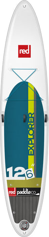 "Explorer 12'6"" Inflatable SUP by Red Paddle Co"