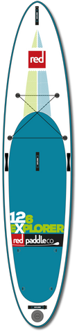 "2016 Explorer 12'6"" Inflatable SUP 