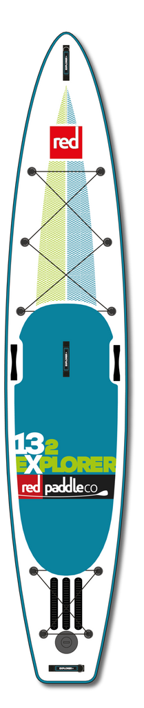 "2016 Explorer+ 13'2"" Inflatable SUP 