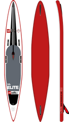 "Red Paddle Co Canada 14'0"" ELITE Inflatable SUP 2017"