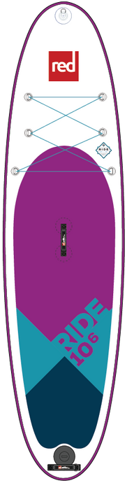 Red Paddle Co Ride 10'6