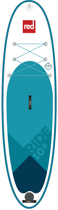 Used Inflatable Paddleboards - Red Paddle Co Ride 10'8