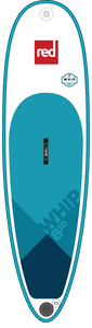 Red Paddle Co WHIP 8'10 Inflatable SURF Paddleboard Package 2018
