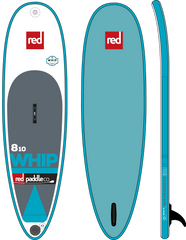 "Red Paddle Co Canada WHIP 8'10"" Inflatable SUP Surf Board 2017"