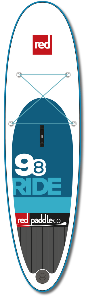 "2016 Ride 9'8"" Inflatable SUP 