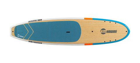 KM Hawaii SUP Paddleboard | KM HAWAII BAMBOO CRUISER