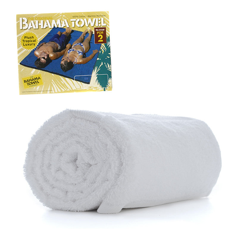 Beach Blanket Terry Cloth Towel 75 inches by 55 inches