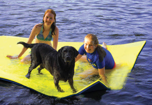 Floater Mat 2 kids and dog