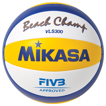 Beach Volleyball Rental | Mikasa VLS 300 | Toronto Beaches