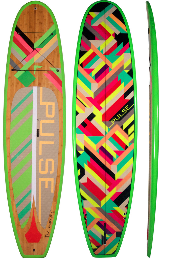 Pulse SUP Paddleboard | Model: Teager 10'4""