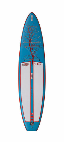 "Used Inflatable Paddleboards 2017 - 11'0"" ALPINE EXPLORER by Tahoe SUP"