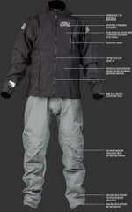 Heat Drysuit by Ocean Rodeo