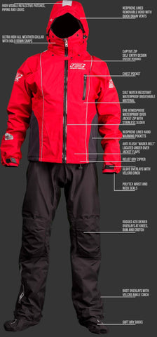 Ignite Drysuit by Ocean Rodeo