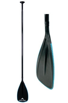 SUP Paddle | adjustable | carbon shaft | Pulse Guard