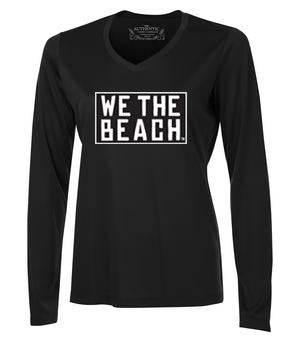 We The Beach Long-Sleeve Shirts