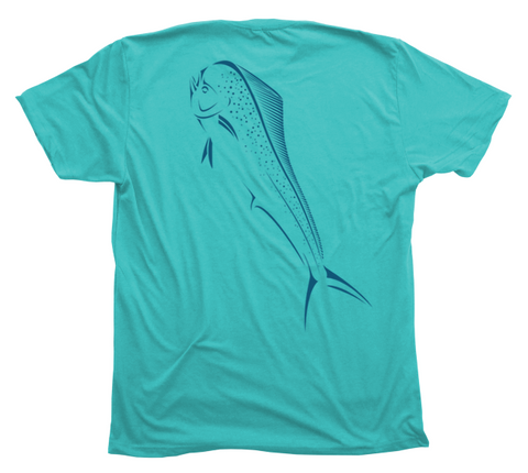 Mahi-Mahi Shirt - Dolphin Fishing T-Shirt