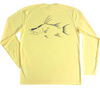 Hogfish Performance Build-A-Shirt (Back / PY)