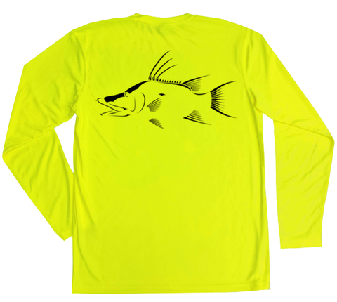 Hogfish Performance Build-A-Shirt (Back / SY)