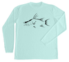 Hogfish Performance Build-A-Shirt (Front / SG)
