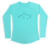 Hogfish Performance Build-A-Shirt (Women - Front / WB)