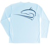 Thresher Shark Performance Build-A-Shirt (Back / AB)