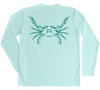 Blue Crab Performance Shirt