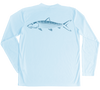 Bonefish Fly Fishing Performance Shirt | UV Protective Long Sleeve