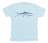 Bonefish Fishing Shirt - Flats Fishing T-Shirt