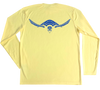 Hawksbill Sea Turtle Performance Build-A-Shirt (Back / PY)