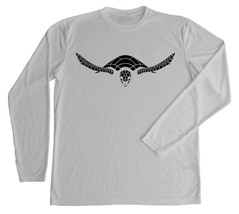 Hawksbill Sea Turtle Performance Build-A-Shirt (Front / PG)
