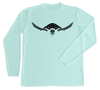Hawksbill Sea Turtle Performance Build-A-Shirt (Front / SG)