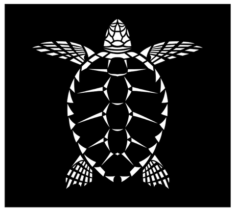 Loggerhead Sea Turtle Decal