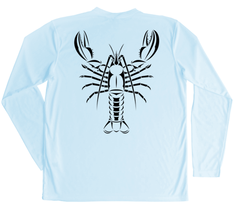 Maine Lobster Performance Build-A-Shirt (Back / AB)