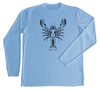 Maine Lobster Performance Build-A-Shirt (Front / CB)