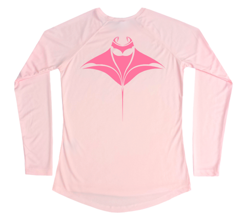 Manta Ray Performance Build-A-Shirt (Women - Back / PB)