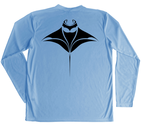 Manta Ray Performance Build-A-Shirt (Back / CB)