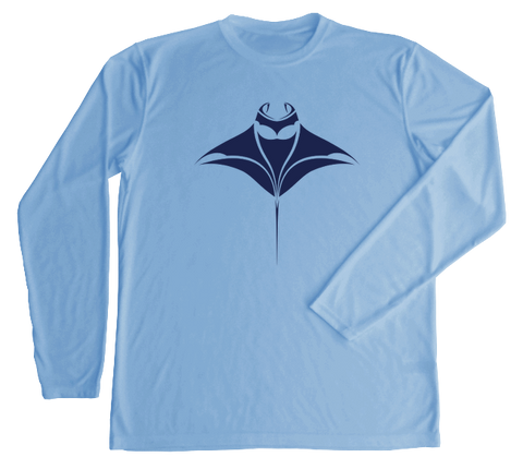 Manta Ray Performance Build-A-Shirt (Front / CB)